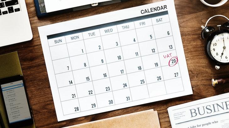 Deadlines for Businesses Filing EU VAT Returns