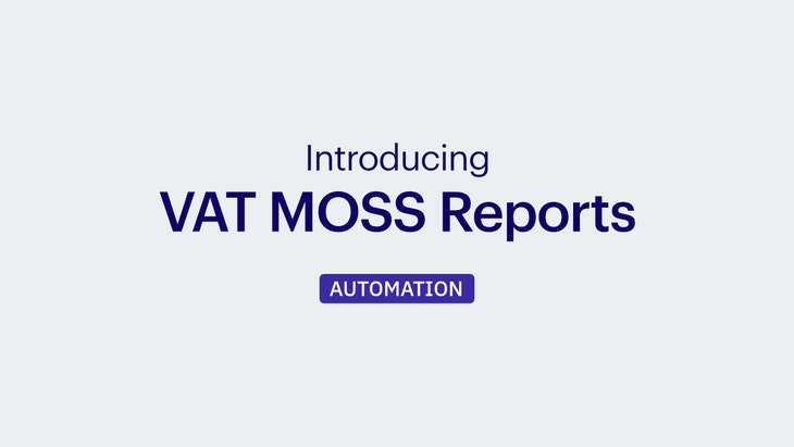 How to Create and File VAT OSS Reports